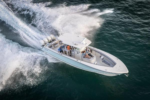 2021 Mako boat for sale, model of the boat is 414 CC & Image # 11 of 129