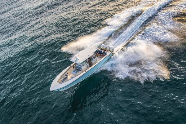 2021 Mako boat for sale, model of the boat is 414 CC & Image # 12 of 129