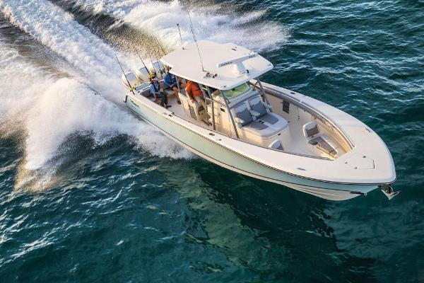 2021 Mako boat for sale, model of the boat is 414 CC & Image # 13 of 129