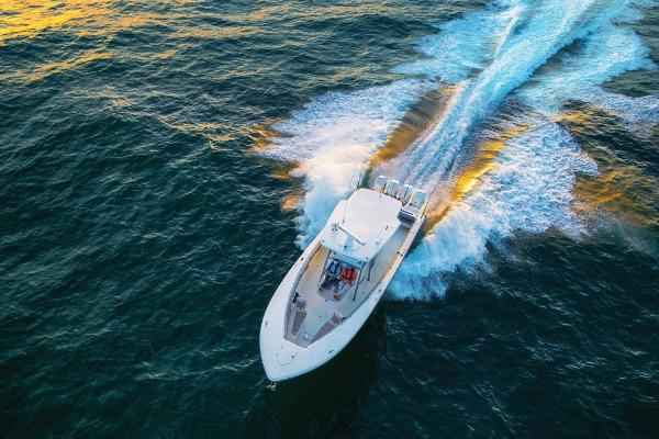 2021 Mako boat for sale, model of the boat is 414 CC & Image # 14 of 129
