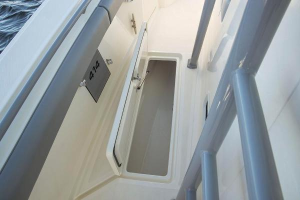 2021 Mako boat for sale, model of the boat is 414 CC & Image # 68 of 129