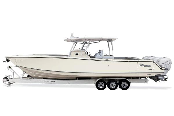 2021 Mako boat for sale, model of the boat is 414 CC & Image # 118 of 129