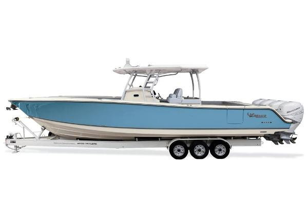 2021 Mako boat for sale, model of the boat is 414 CC & Image # 119 of 129