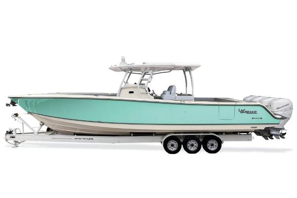 2021 Mako boat for sale, model of the boat is 414 CC & Image # 120 of 129