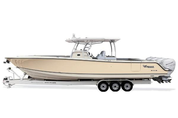 2021 Mako boat for sale, model of the boat is 414 CC & Image # 122 of 129
