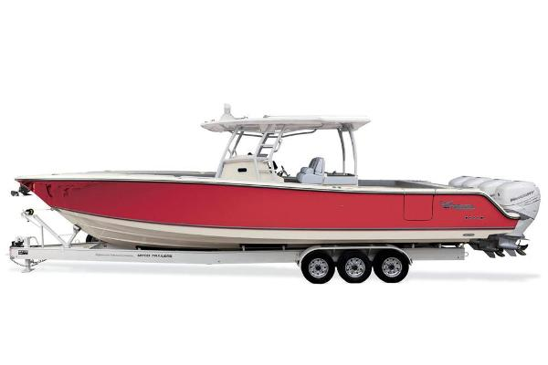 2021 Mako boat for sale, model of the boat is 414 CC & Image # 123 of 129