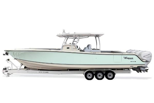 2021 Mako boat for sale, model of the boat is 414 CC & Image # 124 of 129