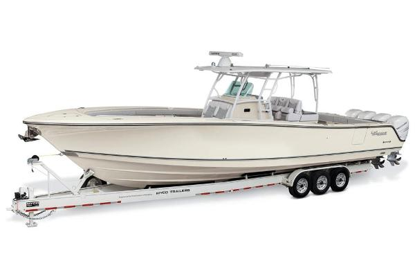 2021 Mako boat for sale, model of the boat is 414 CC & Image # 125 of 129