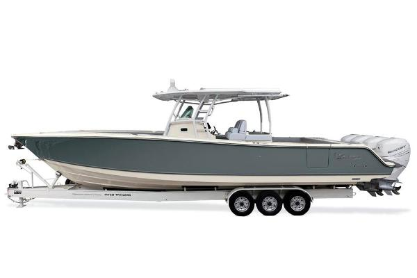 2021 Mako boat for sale, model of the boat is 414 CC & Image # 126 of 129