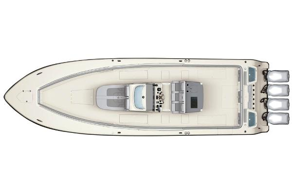 2021 Mako boat for sale, model of the boat is 414 CC & Image # 127 of 129