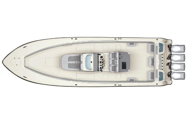 2021 Mako boat for sale, model of the boat is 414 CC & Image # 129 of 129