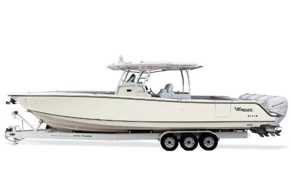 2020 Mako boat for sale, model of the boat is 414 CC Family Edition & Image # 2 of 113