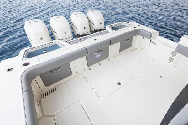 2020 Mako boat for sale, model of the boat is 414 CC Family Edition & Image # 26 of 113