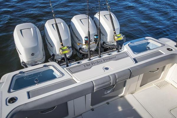 2020 Mako boat for sale, model of the boat is 414 CC Family Edition & Image # 72 of 113