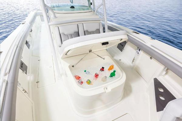 2020 Mako boat for sale, model of the boat is 414 CC Family Edition & Image # 84 of 113