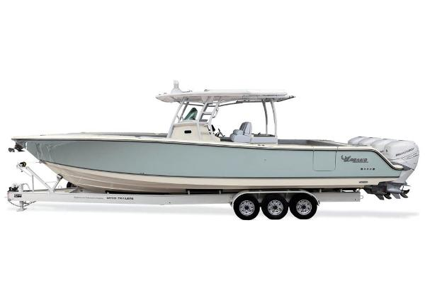 2020 Mako boat for sale, model of the boat is 414 CC Family Edition & Image # 103 of 113