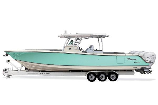 2020 Mako boat for sale, model of the boat is 414 CC Family Edition & Image # 105 of 113