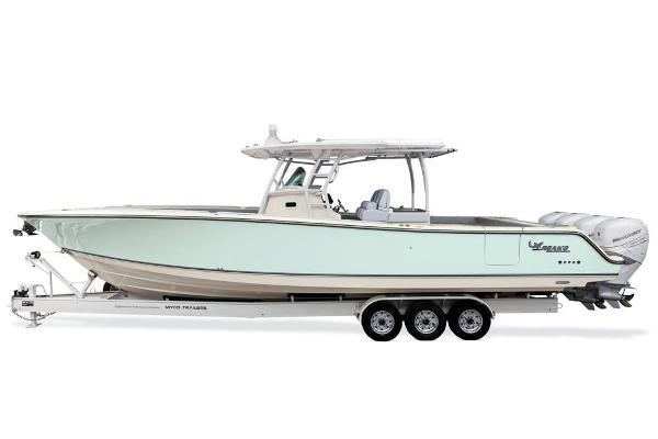 2020 Mako boat for sale, model of the boat is 414 CC Family Edition & Image # 107 of 113