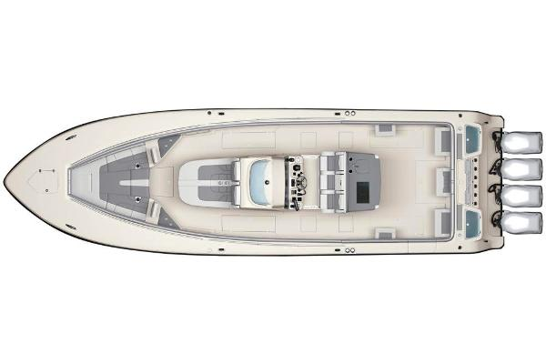 2020 Mako boat for sale, model of the boat is 414 CC Family Edition & Image # 110 of 113