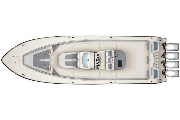 2020 Mako boat for sale, model of the boat is 414 CC Family Edition & Image # 111 of 113