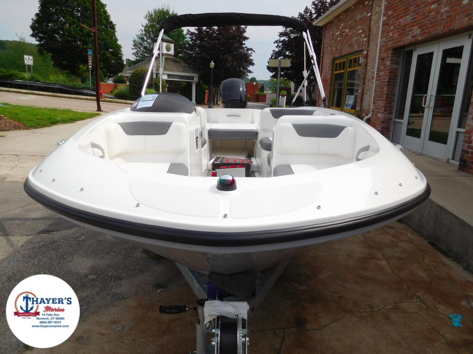 2018 Bayliner boat for sale, model of the boat is Element E18 & Image # 10 of 17