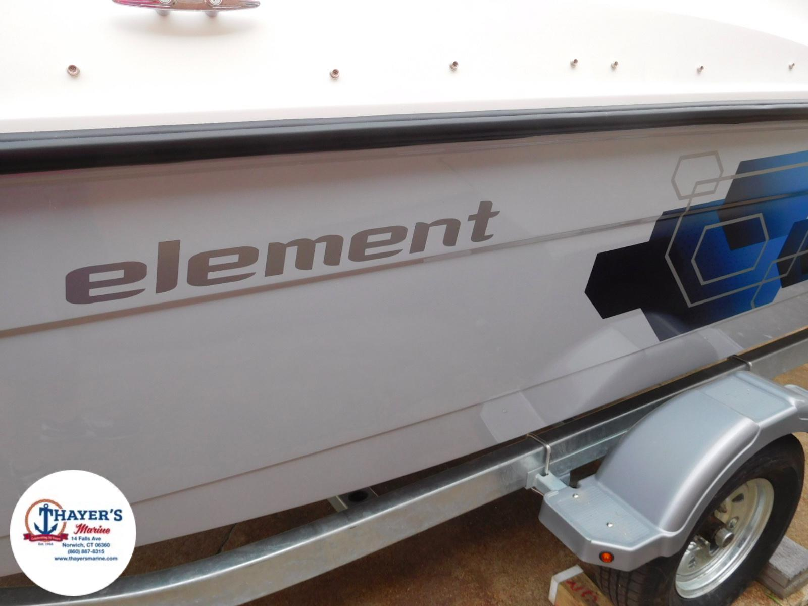 2018 Bayliner boat for sale, model of the boat is Element E18 & Image # 12 of 17
