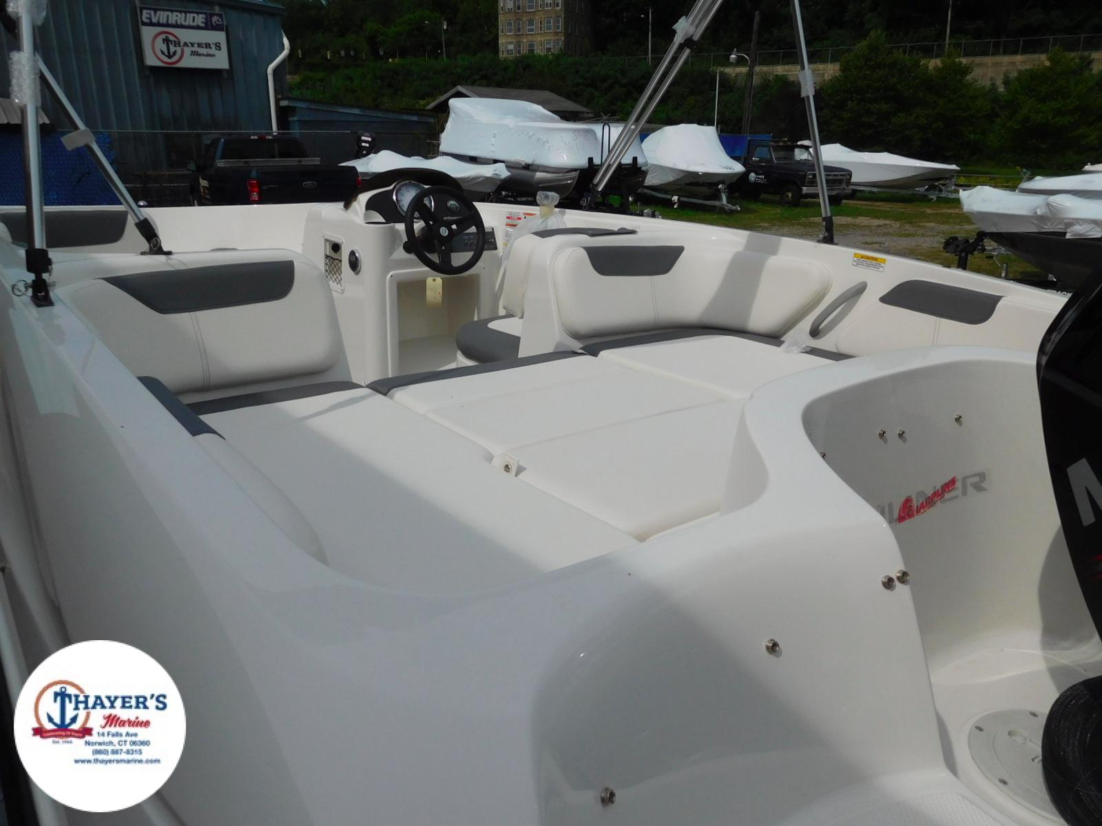 2018 Bayliner boat for sale, model of the boat is Element E18 & Image # 15 of 17