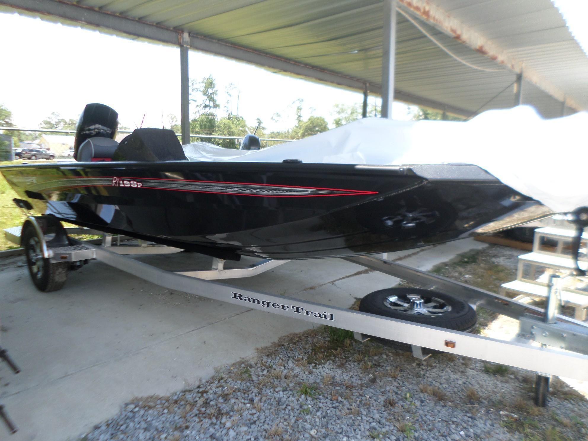 New  2018 19' Ranger RT 198 Bass Boat in Slidell, Louisiana