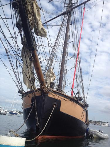 Classic Tall Ship BoatsalesListing Rhode Island