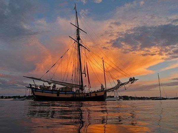 Classic Tall Ship BoatsalesListing Massachusetts