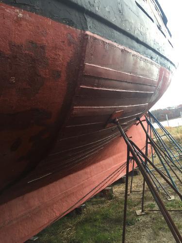 Classic Tall Ship Buy Brokerage