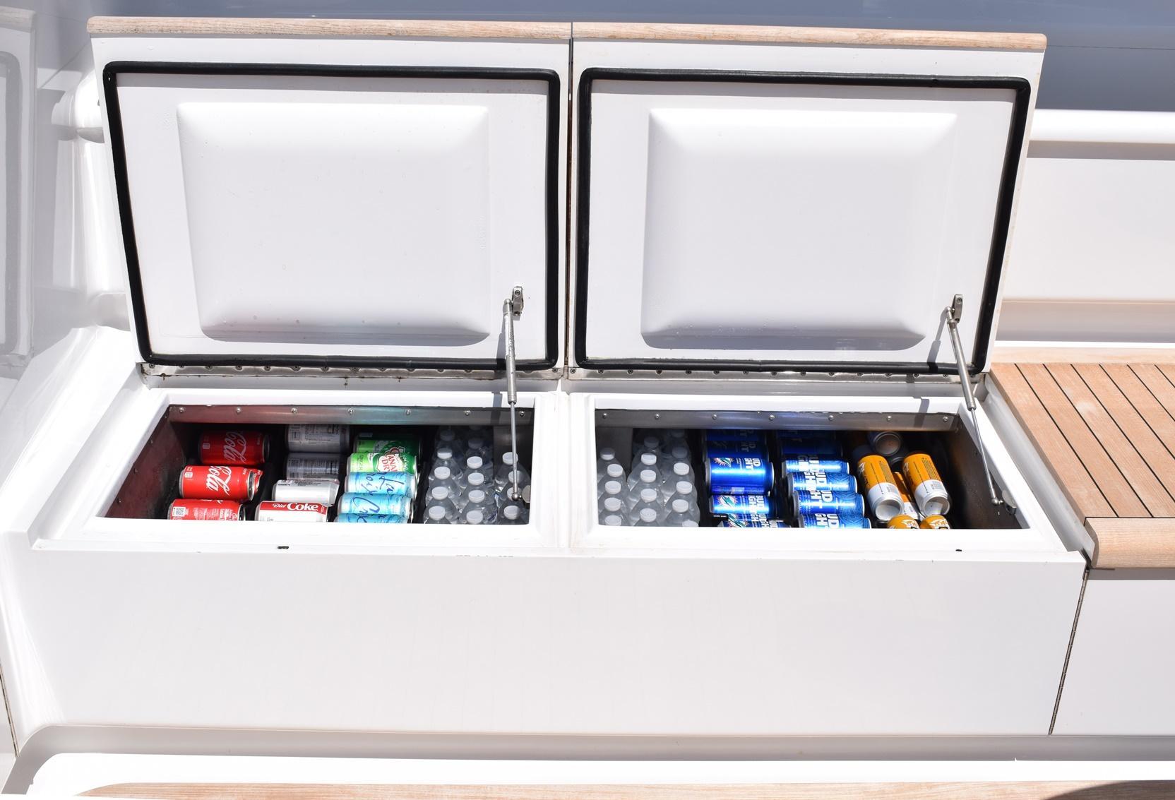 Mezzanine Drink Boxes