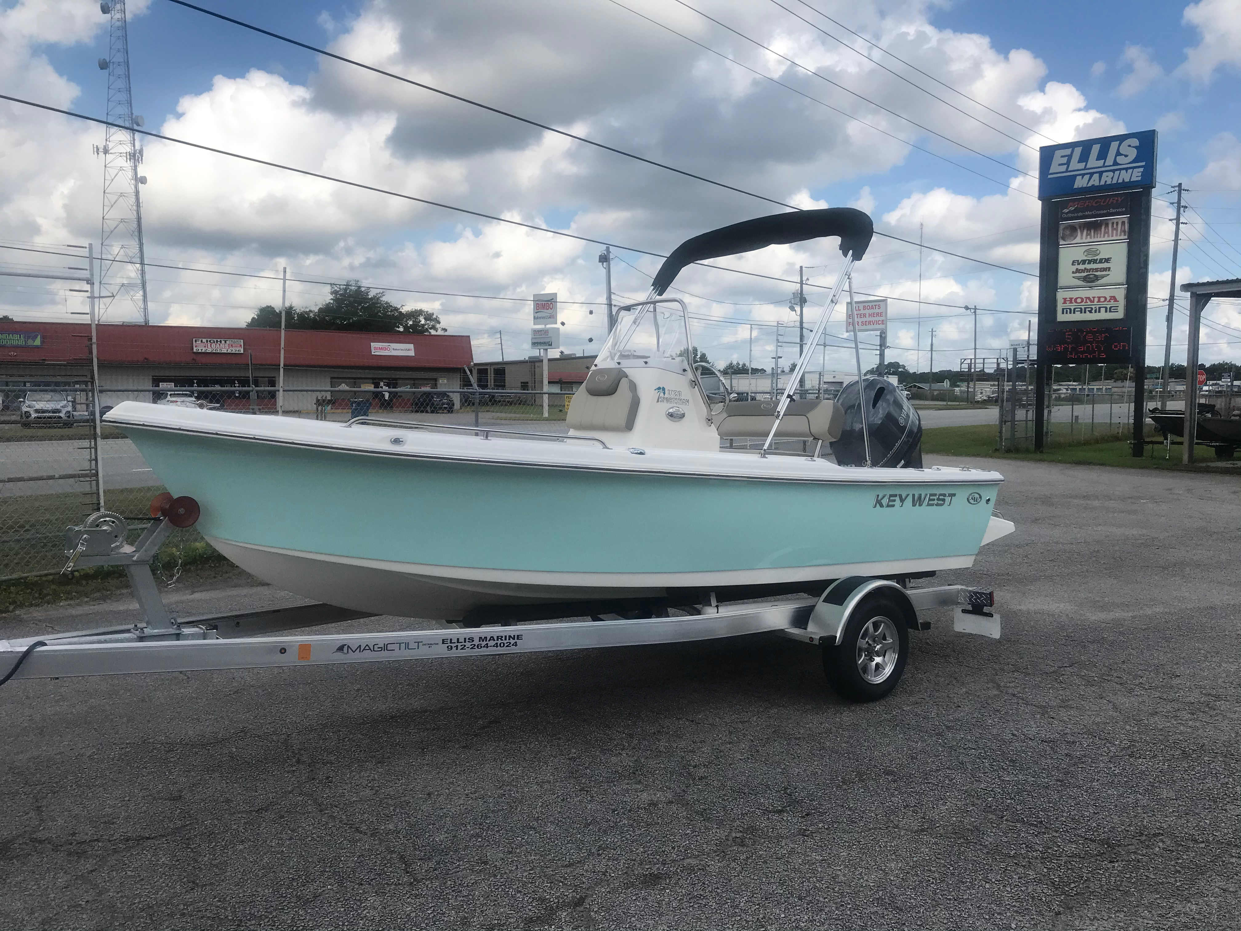 2021 Key West boat for sale, model of the boat is 1720CC & Image # 4 of 7