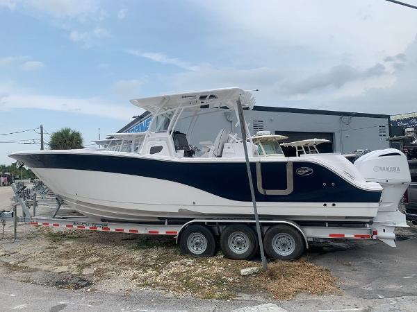 2020 SEA FOX 328 COMMANDER for sale