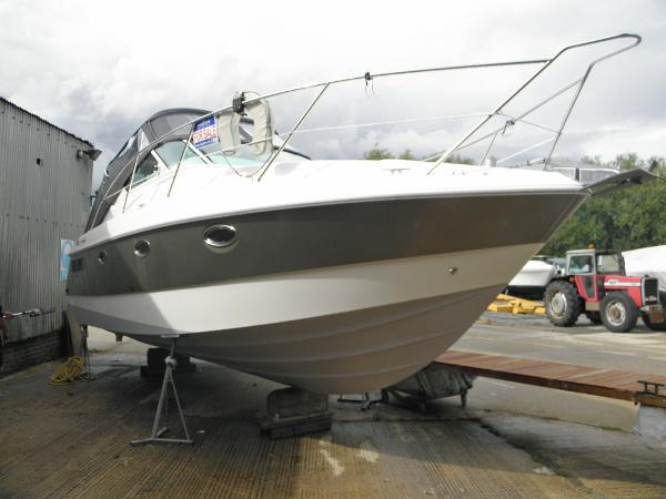 Fairline Targa 28 Sports Cruiser