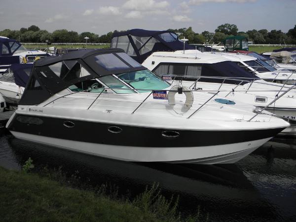Fairline Targa 28 Sports Cruiser