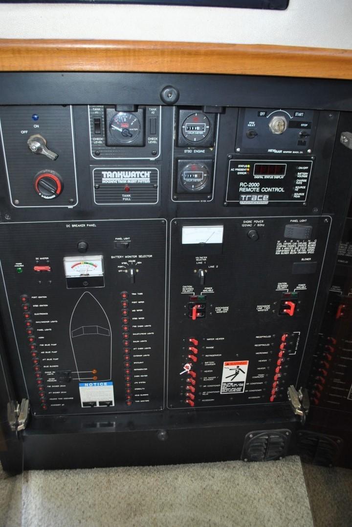 Bayliner 3788 Motoryacht