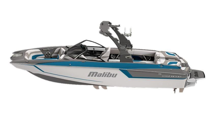 2018 Malibu Wakesetter 24 MXZ