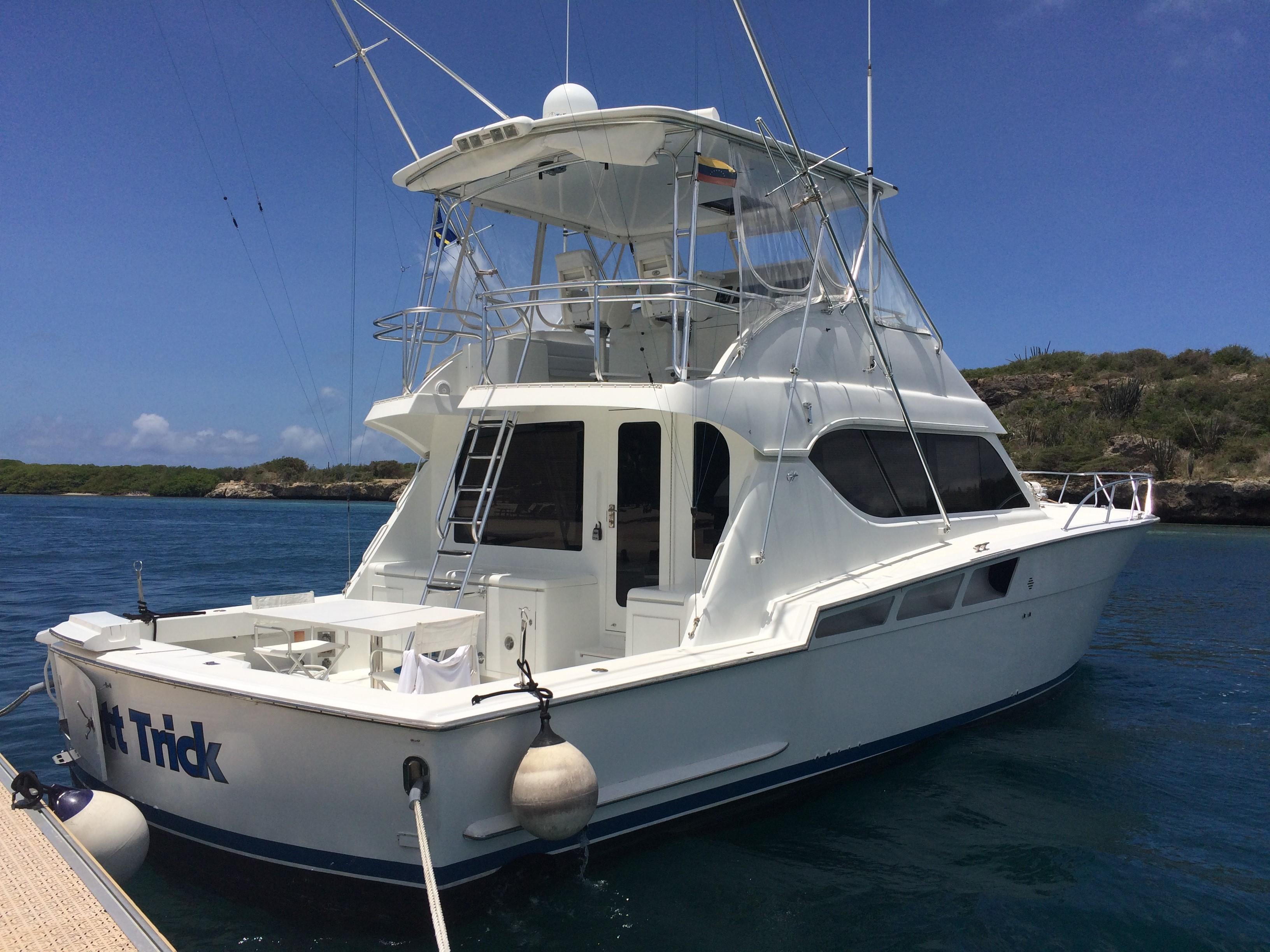 55' Hatteras Sportfish Convertible HATT TRICK