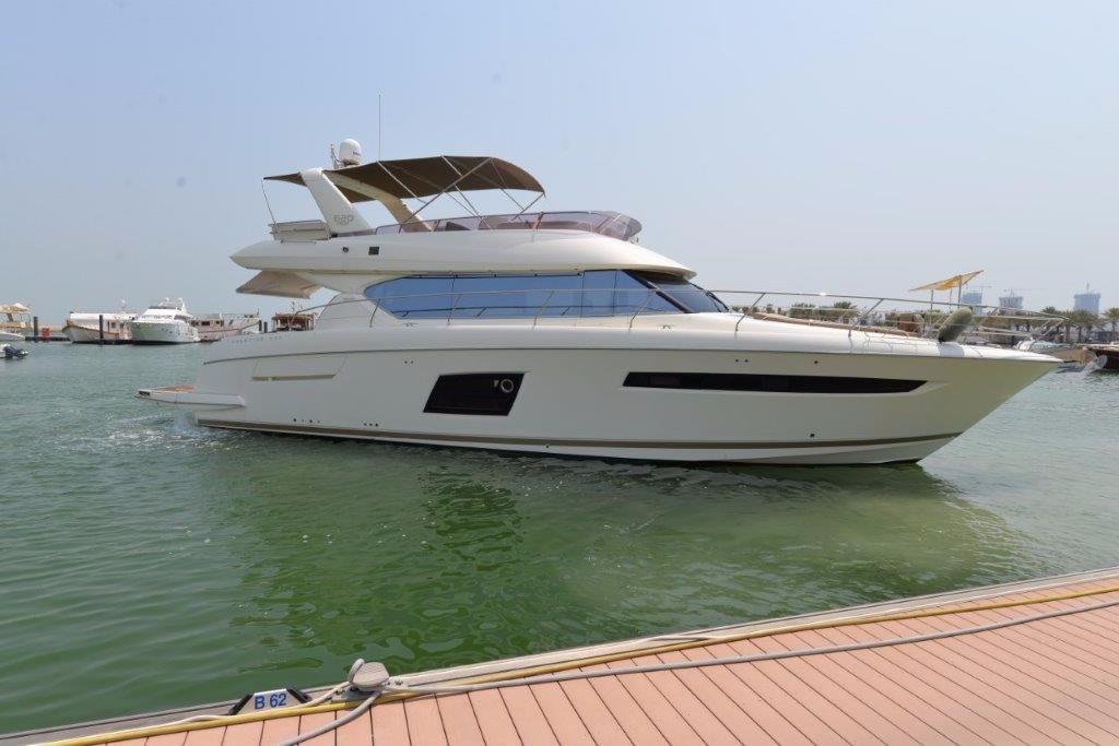 63 Prestige 2014 Doha | Denison Yacht Sales