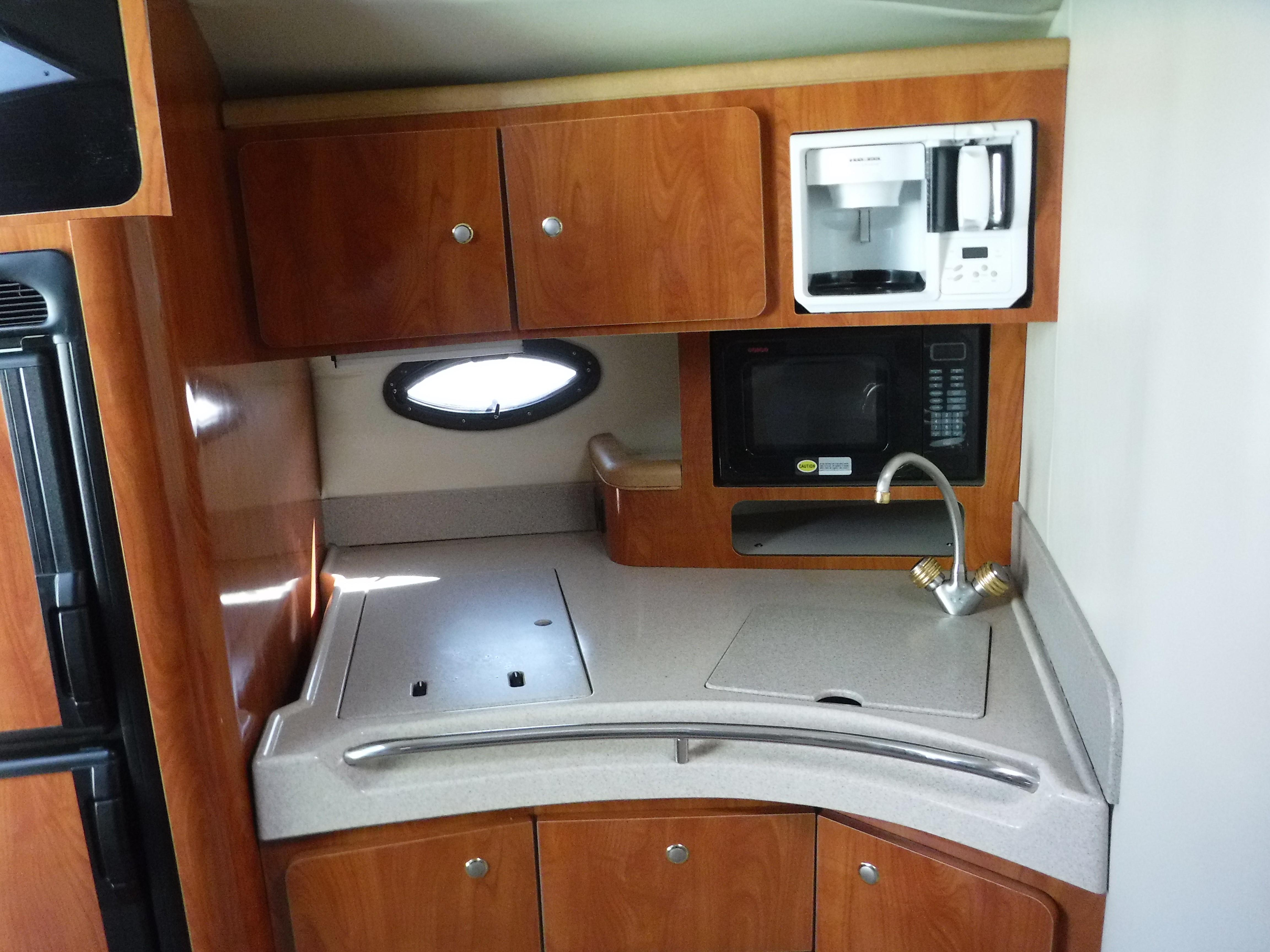 Galley W/Microwave