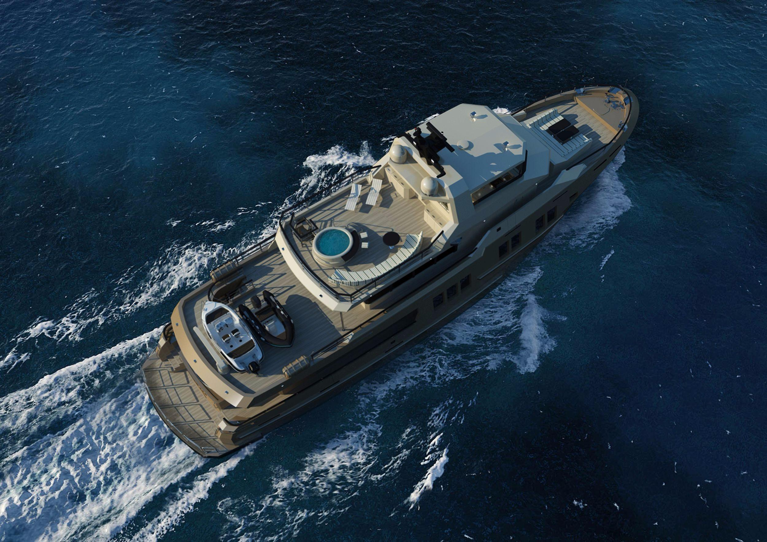 115 Bering 115 Bering 2018 South Turkey | Denison Yacht Sales