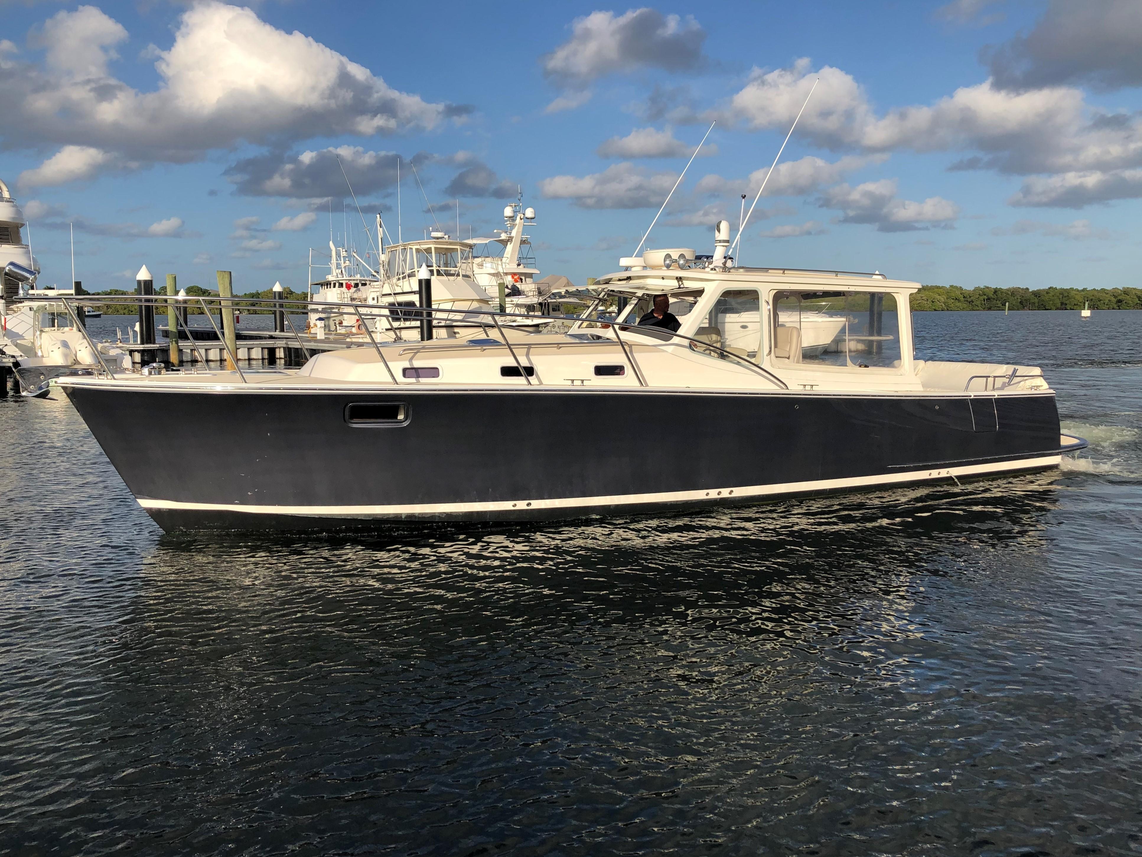 40' MJM Yachts 2016