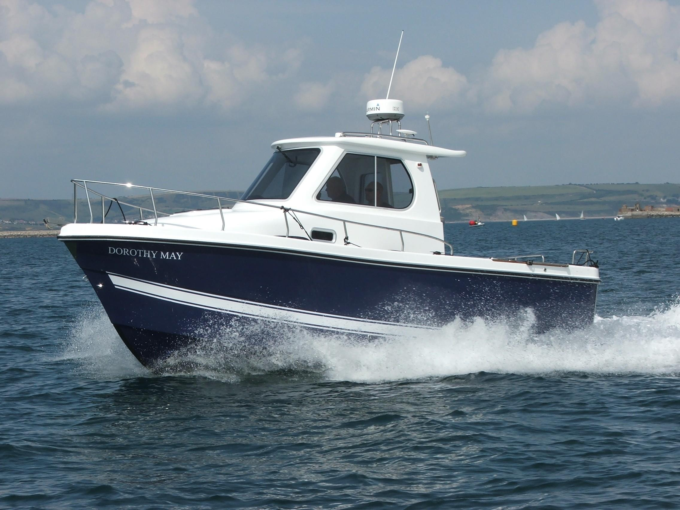 Covefisher Swift 700