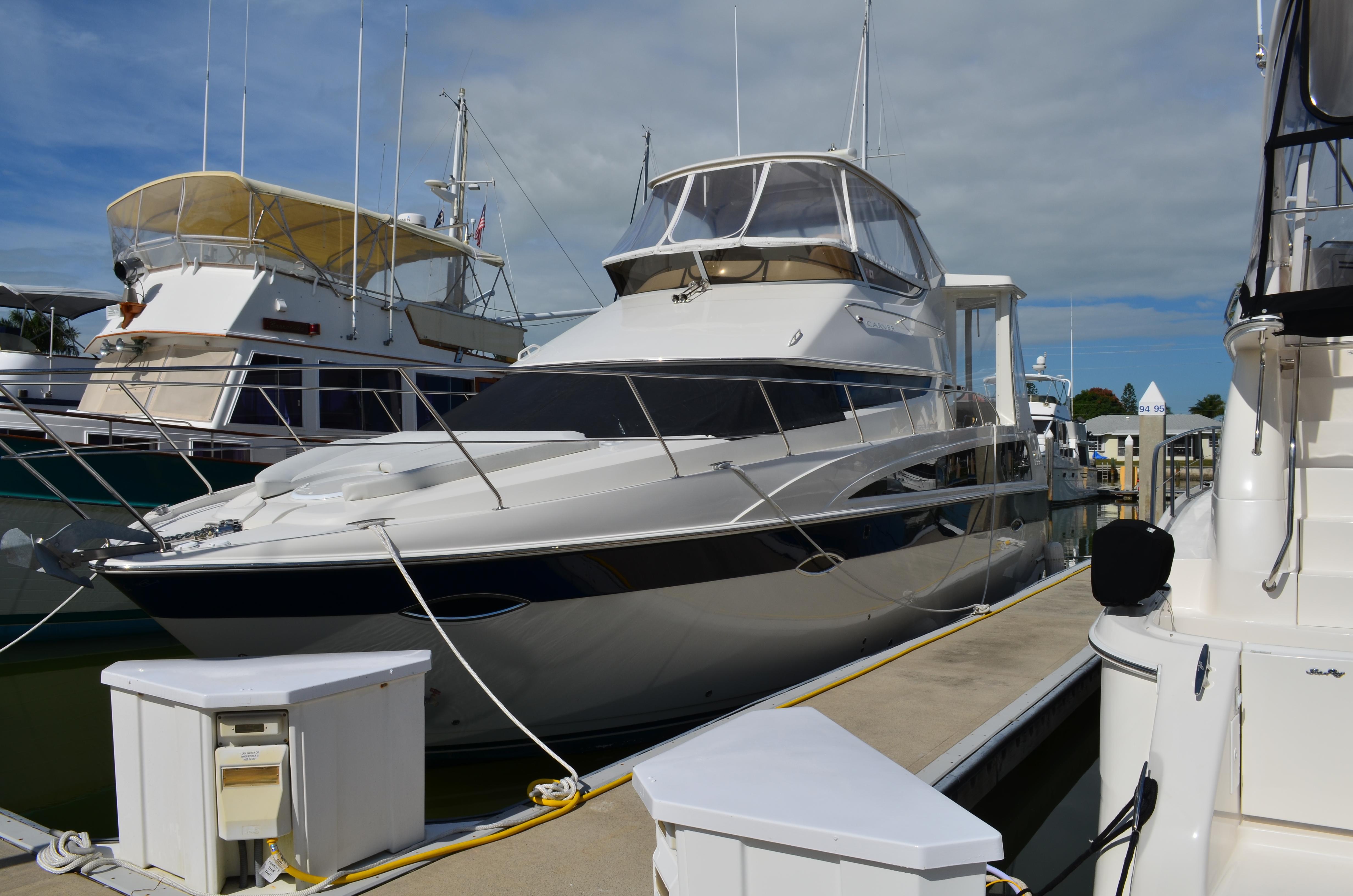 47' Carver 2009 47 Motor Yacht