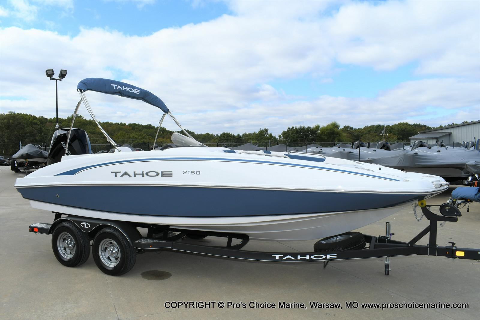 2020 Tahoe boat for sale, model of the boat is 2150 & Image # 16 of 50