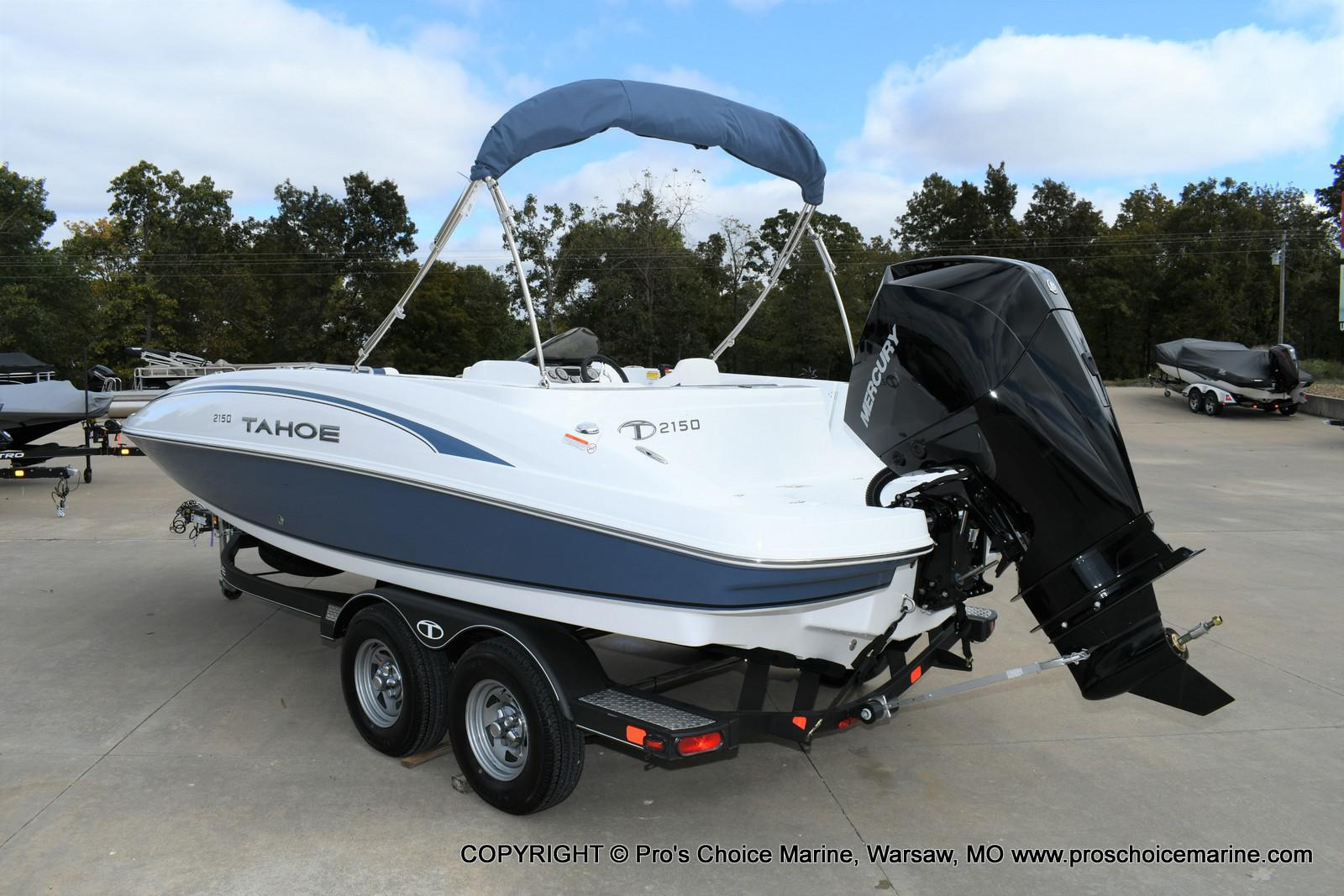 2020 Tahoe boat for sale, model of the boat is 2150 & Image # 17 of 50
