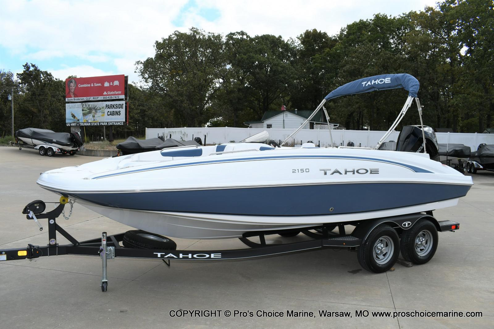2020 Tahoe boat for sale, model of the boat is 2150 & Image # 18 of 50