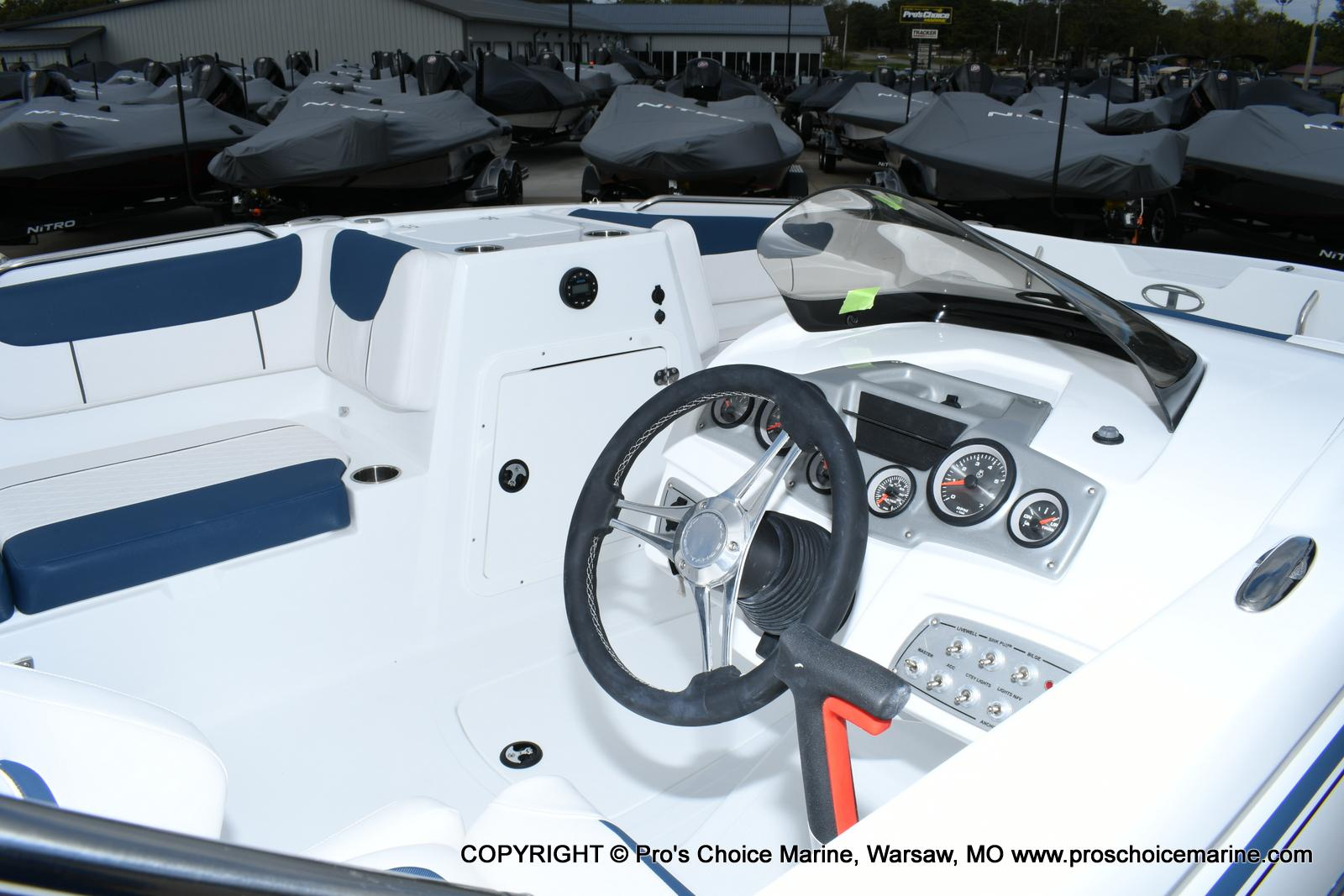2020 Tahoe boat for sale, model of the boat is 2150 & Image # 28 of 50