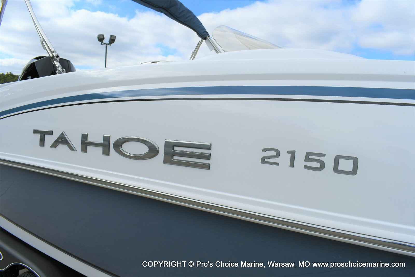 2020 Tahoe boat for sale, model of the boat is 2150 & Image # 40 of 50